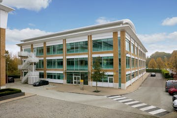 Building 1, The Meadows, Meadows Buisness Park, Camberley, Offices To Let - Building 1 Exterior.jpg
