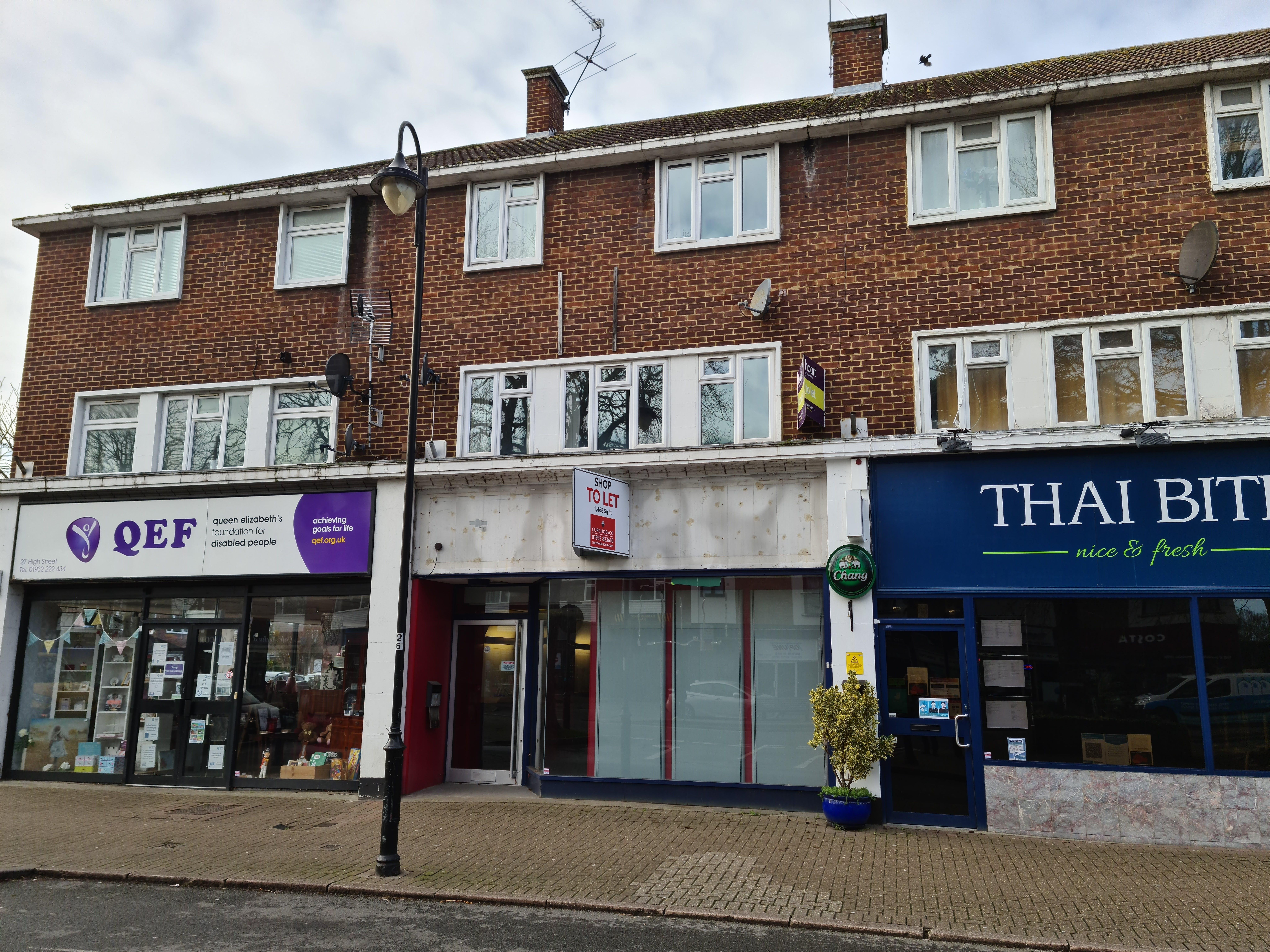 Ground Floor Retail Unit, 25 High Street, Shepperton, Retail To Let - 20210121_110756.jpg