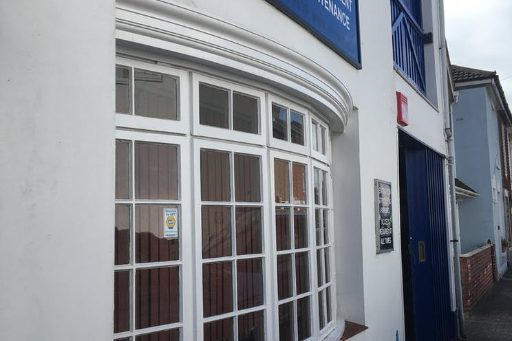 1a Beatrice Road, Southsea, Office, Industrial, Development  To Let / For Sale - External.jpeg