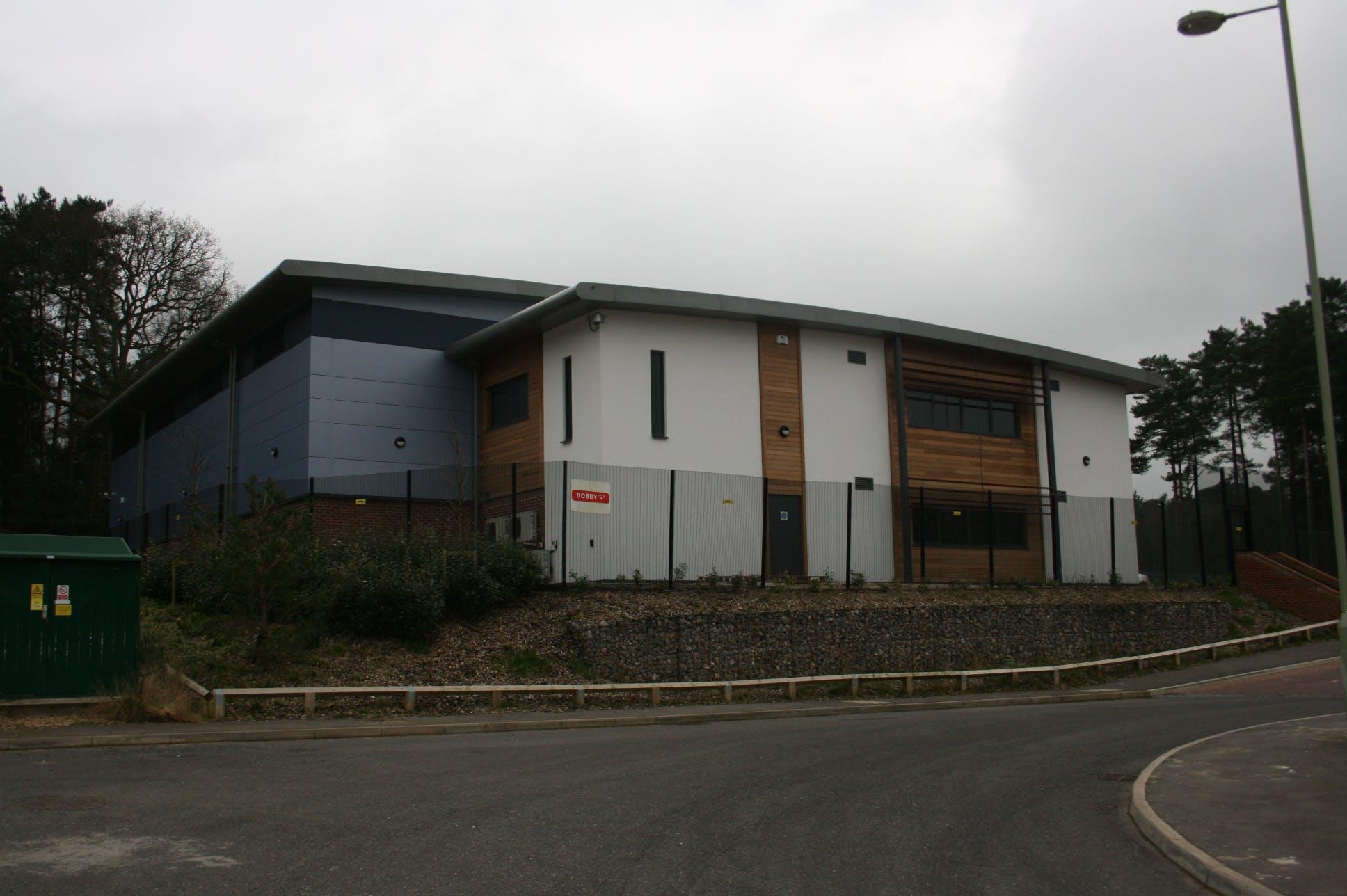 Viking Park, Petersfield Road, Bordon, Open Storage Land / Development (Land & Buildings) For Sale - Bobbys Foods
