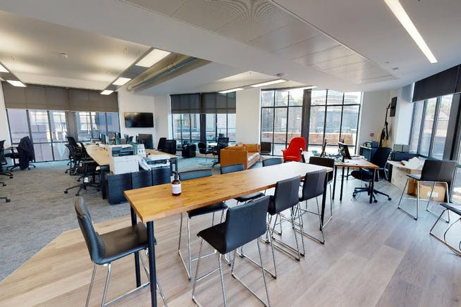 3 Valentine Place, London, Offices To Let - Internal