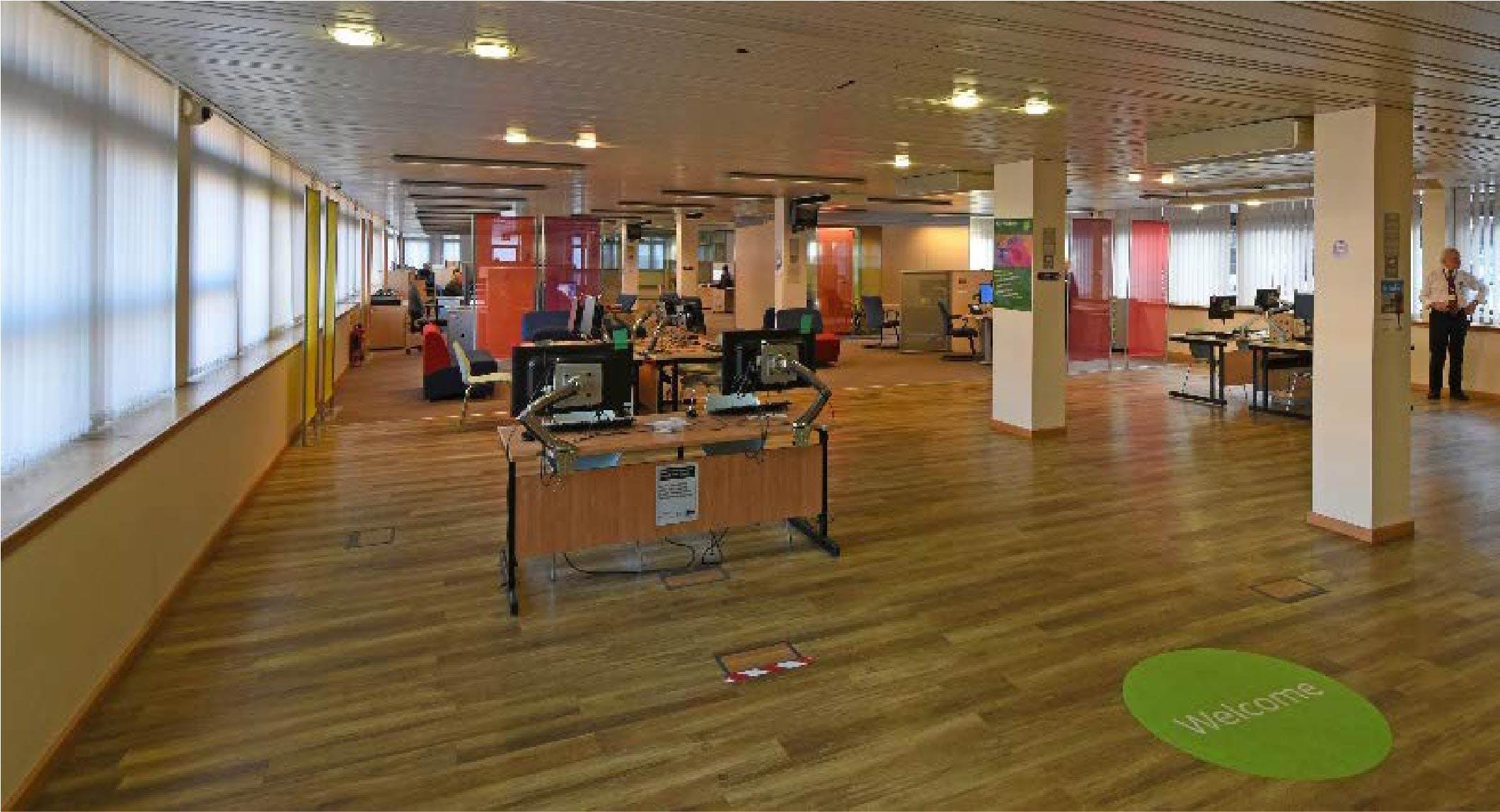Job Centre Plus, 99-101 Dalrymple Street, Greenock, Office To Let - Greenock image 2.jpg