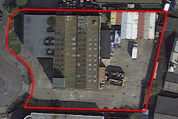 5 Darwin Close, Reading, Reading, Industrial To Let - SitePlan.jpg