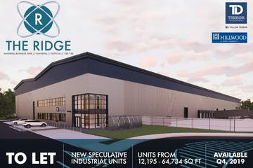 The Ridge, Haverhill Business Park, Haverhill, Distribution Warehouse To Let - The Ridge.JPG