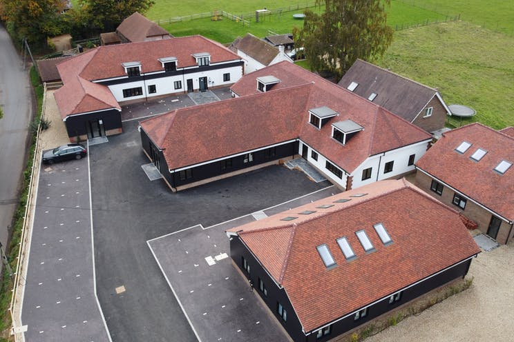 Kings Court, Burrows Lane, Gomshall, Offices To Let / For Sale - DJI_0243.JPG