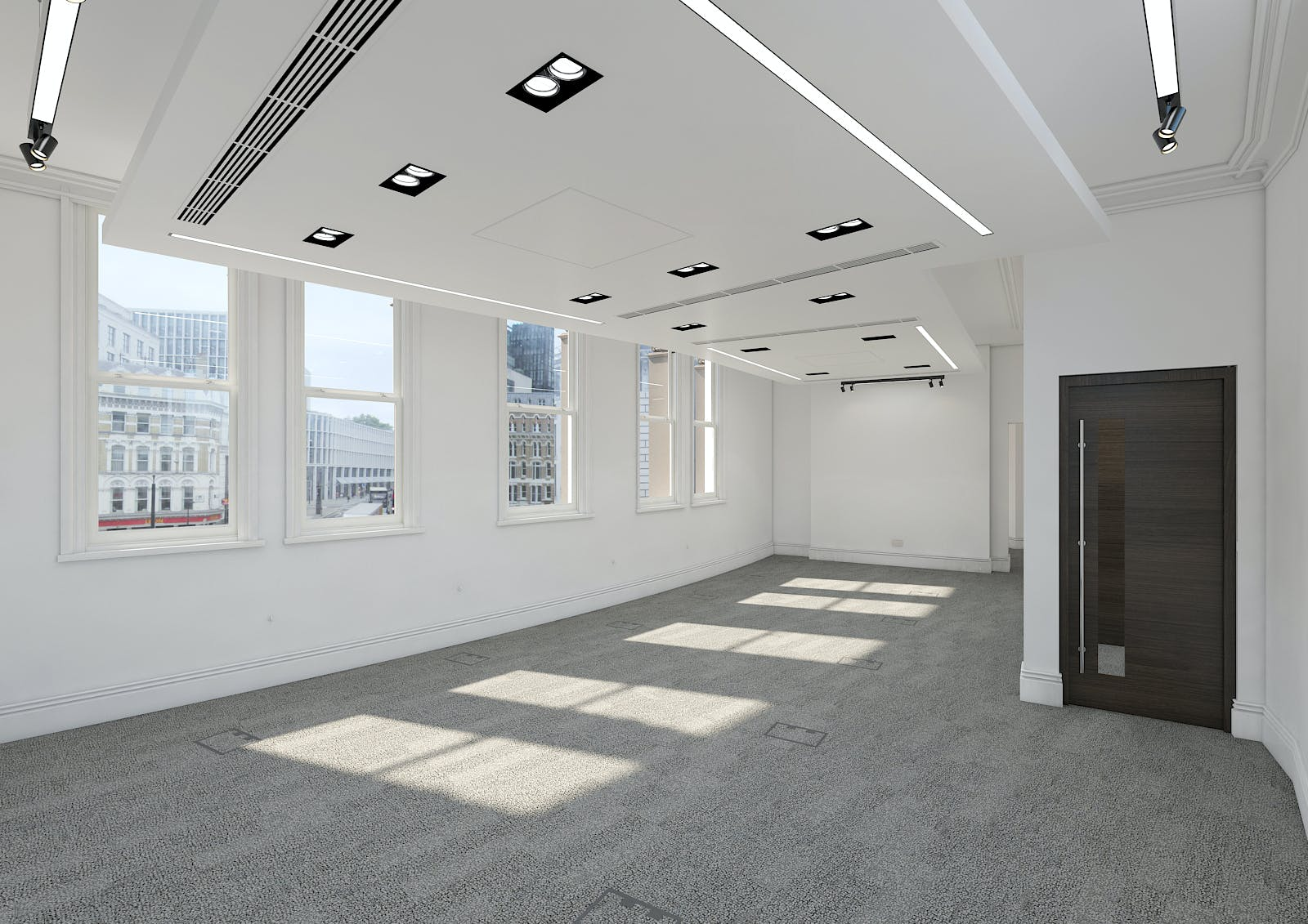 4-8 Ludgate Circus, London, Office To Let - DRAFT 2ND FLOOR-2-1A.JPG