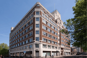 Euston House, London, Offices To Let - External (1)