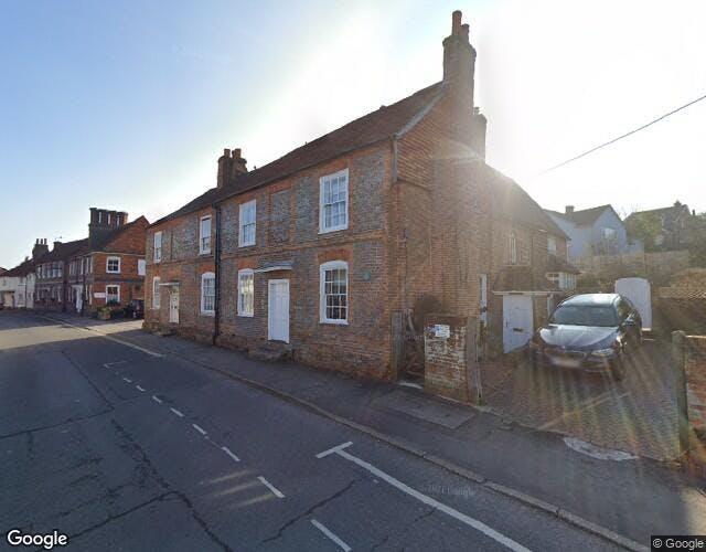 24 Swan Street Kingsclere, 24 Swan Street, Newbury, Development (Land & Buildings) / Investments / Offices For Sale - Street View