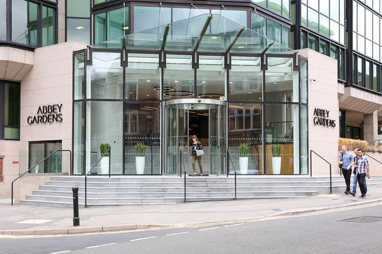 Abbey Gardens, Abbey Gardens, Reading, Office To Let - Entrance.jpg