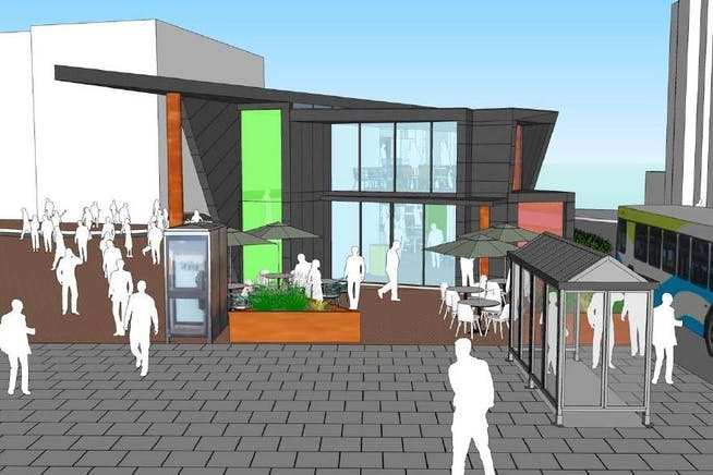 Site At Harold Place, Hastings, Retail / Leisure / Land To Let - Capture1.JPG