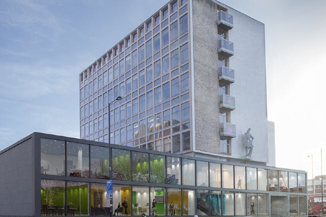 Riverbank House, Pavilion, Fulham Green, London, Offices To Let - Riverbank House.PNG