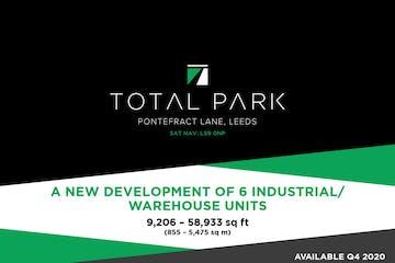 Total Park, Leeds, Distribution Warehouse To Let - Brochure.JPG