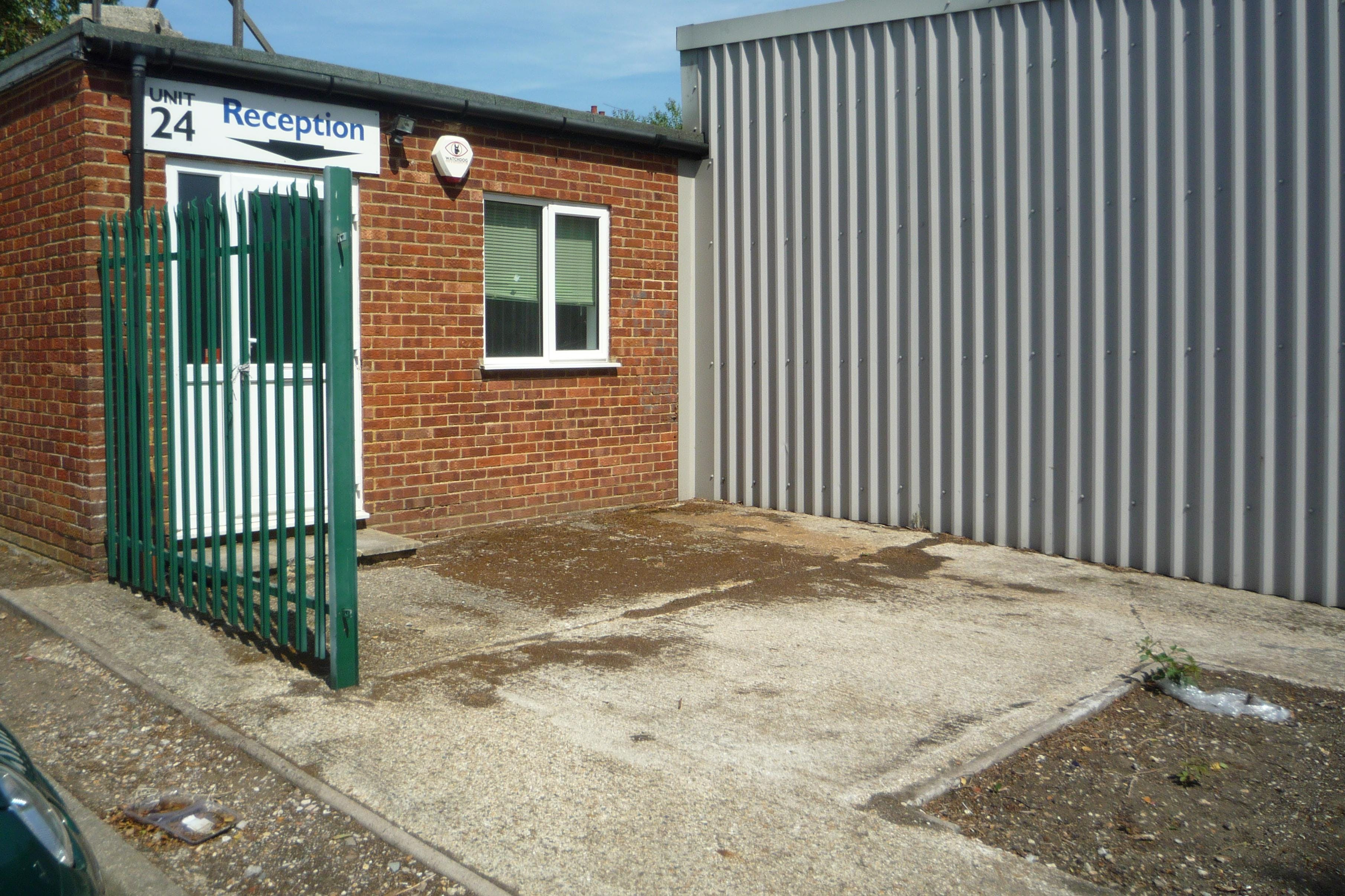 Unit 24 Wilton Road, St Georges Industrial Estate, Camberley For Sale - P1030798.JPG