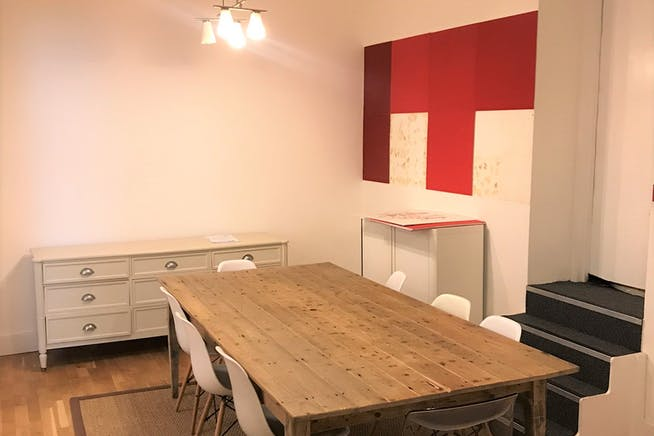 15 West Central Street, London, Offices To Let - Meeting Room
