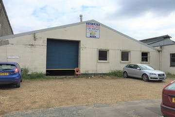Unit 2a, Quayside Road, Southampton, Industrial To Let - 2a Quayside Road Front image .jpg