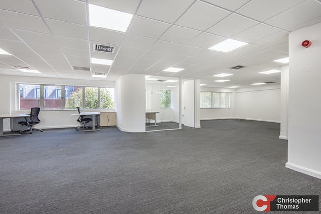 Elizabeth House, Staines Upon Thames, Office To Let - Meeting pod.jpg
