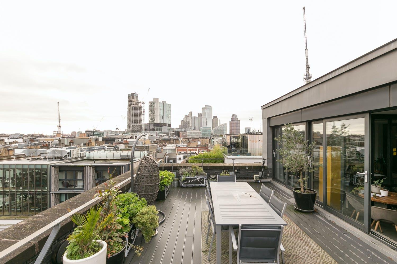 Lux Building, 2-4 Hoxton Square - Unit 12