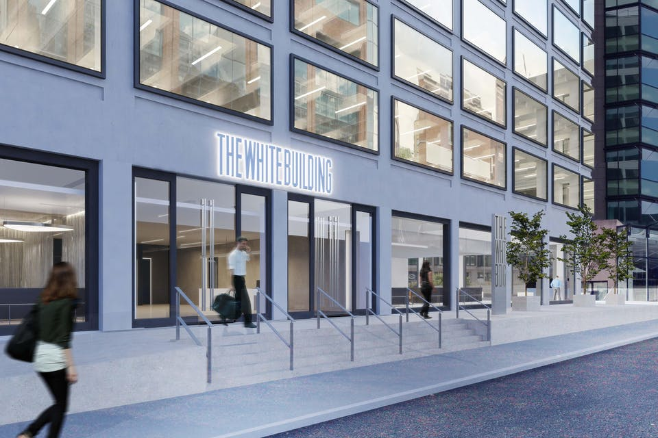 The White Building, Reading, Offices To Let - Entrance.jpeg