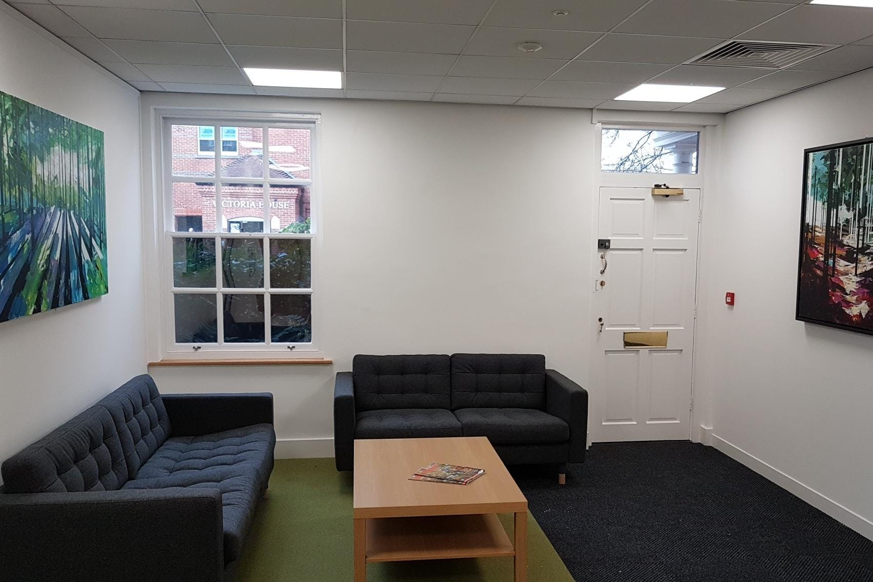 Wey Court East, Union Road, Farnham, Offices To Let - Internal shot with pictures.jpg