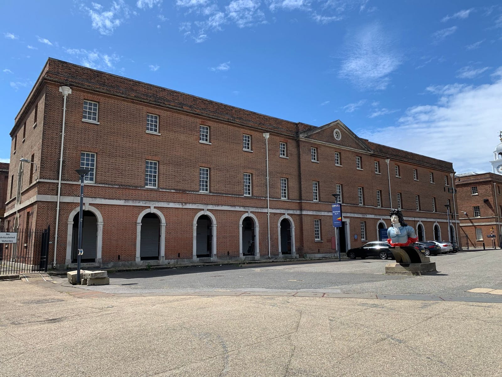 Storehouse 9, Main Road, Portsmouth, Office / Retail / Leisure / Industrial / Warehouse / Other / D2 (Assembly and Leisure) To Let - MuybFh5g.jpeg