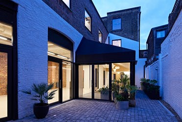 Symes Mews Warehouse, Symes Mews, London, Office To Let - B0A1684.jpg - More details and enquiries about this property