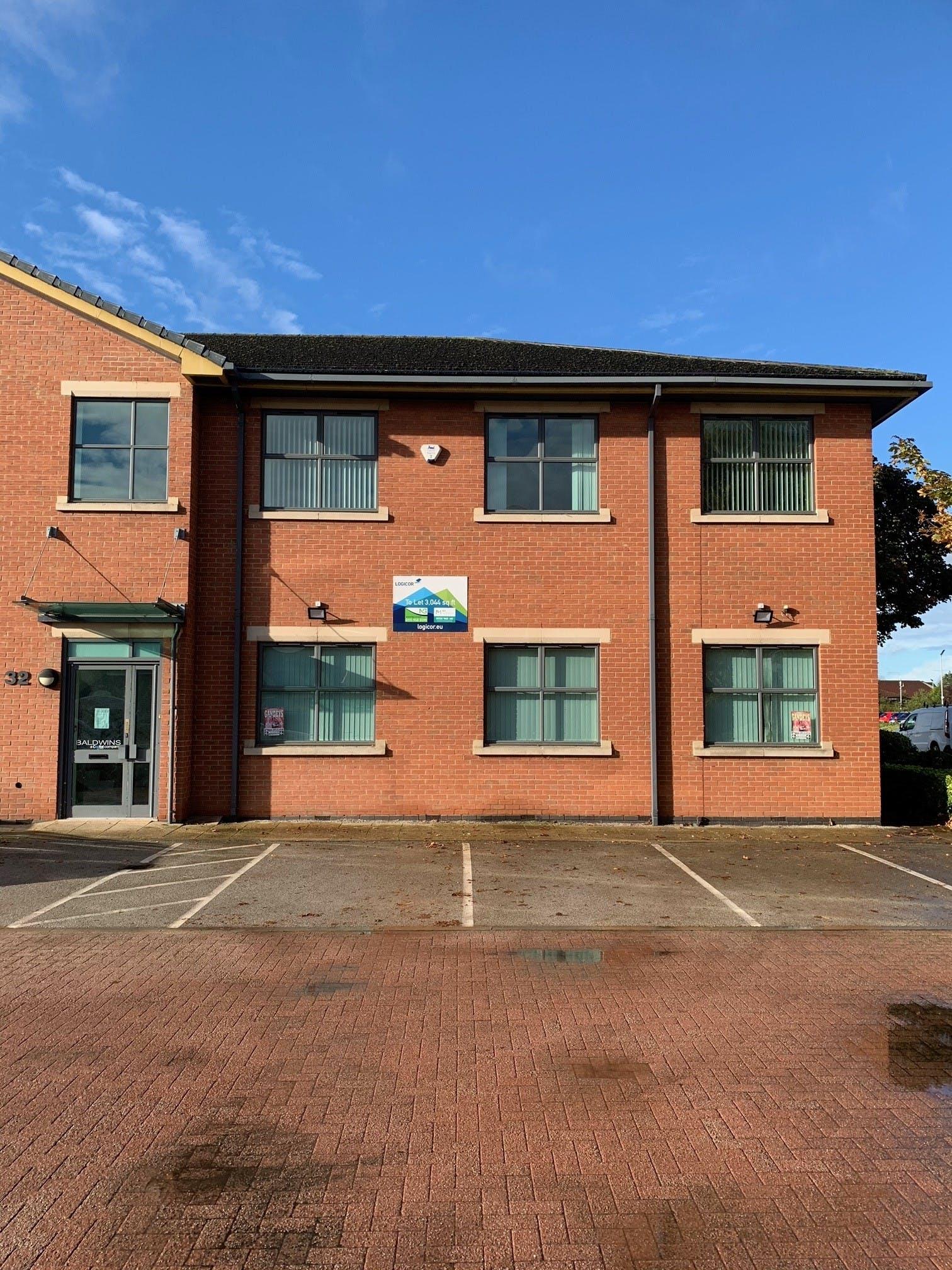 Unit 32 Eldon Business Park, Eldon Road, Nottingham, Office To Let - Eldon Business Park Unit 32 5.jpg