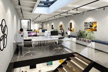 10 Stukeley Street, London, Offices For Sale - Internal CGI.jpg