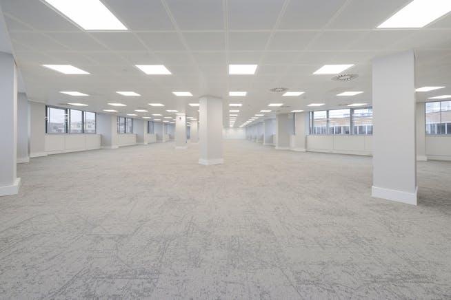 East West Building, Nottingham, Office To Let - Floor 7 East to West Building.JPG
