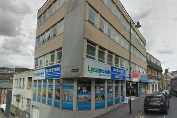 66 Campo Lane, Sheffield, Retail To Let - Image from Google Street View - 979