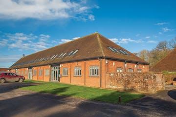 Unit 1 The Bullpens, Manor Court, Herriard, Basingstoke, Offices To Let - Image 1