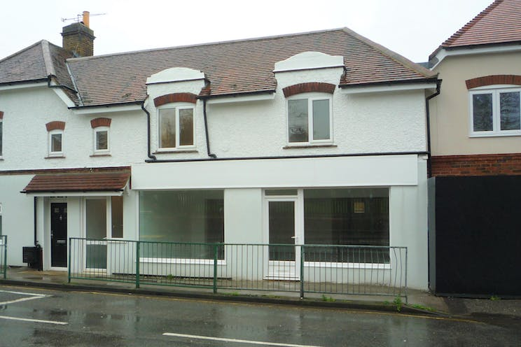 112 Connaught Road, Woking, Retail For Sale - 112 connaught external (2).JPG