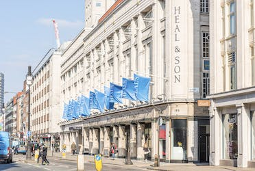 The Heals Building, 1 Alfred Mews, Office To Let - 92Heals_Exterior_030.jpg - More details and enquiries about this property