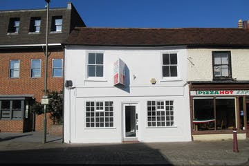 63 Guildford Street, Chertsey, Offices / Retail To Let - Front Elevation
