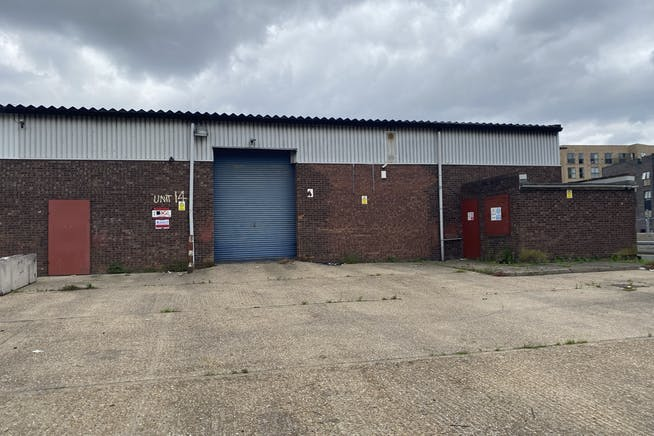 Units 13-14 Thornham Grove Industrial Estate, London, Industrial To Let - IMG_4665.JPEG