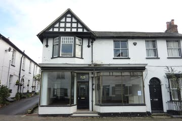 55 High Street, Reading, Retail / Offices To Let - 1 Front .JPG