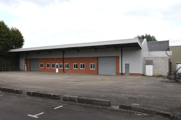 Unit 2 Riverway Industrial Estate, Guildford, Warehouse & Industrial To Let - front cover photo.jpg