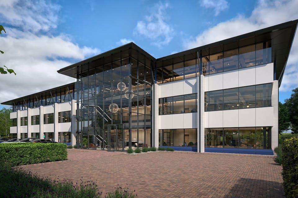 The Ale House, 1100 Arlington Business Park, Theale, Development Potential For Sale - ARL1100_Exterior.jpg