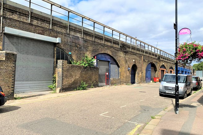 Arch 143 Newport Street, Arch 143, Vauxhall, Offices / Industrial To Let - Arch 143 External.JPG
