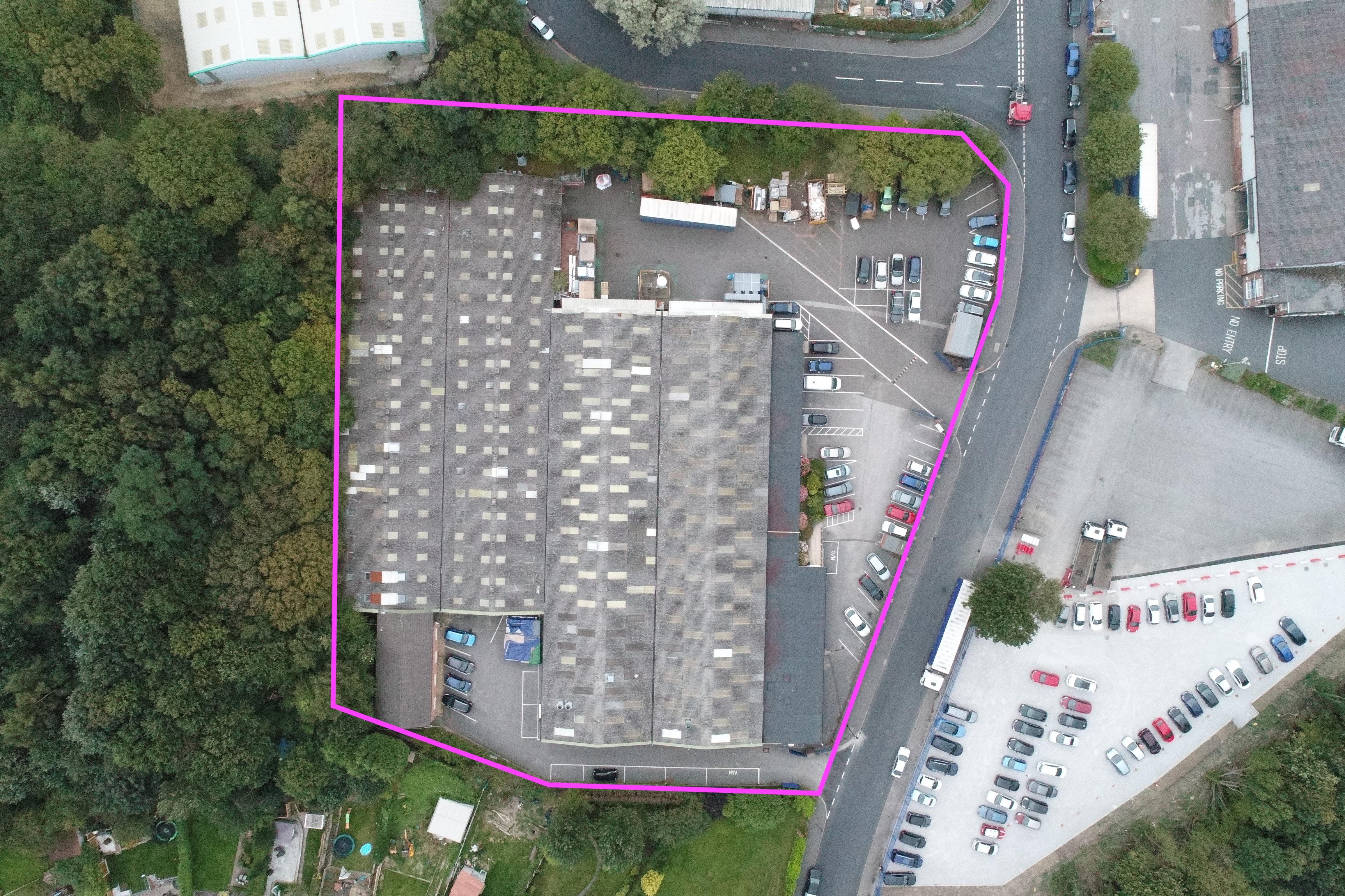 Birley Vale, Sheffield, Offices / Industrial To Let / For Sale - Aerial 2.jpeg