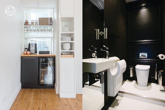47, Dean Street, London, Offices / Offices To Let - Kitchen & WCs