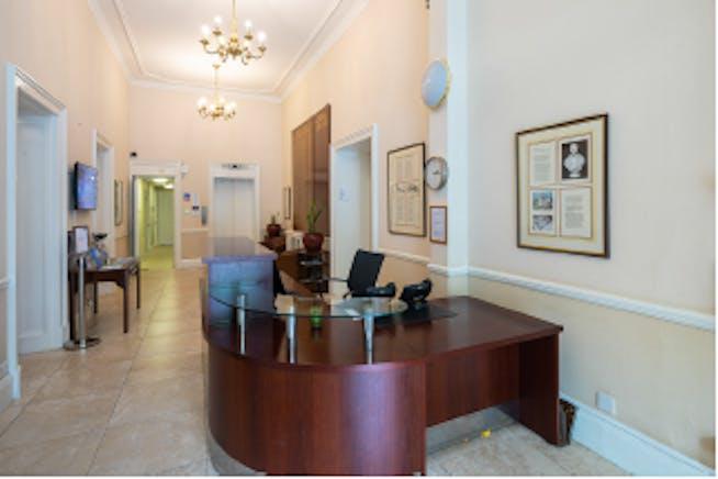 14-15 Belgrave Square, London, Office To Let - Reception desk.PNG