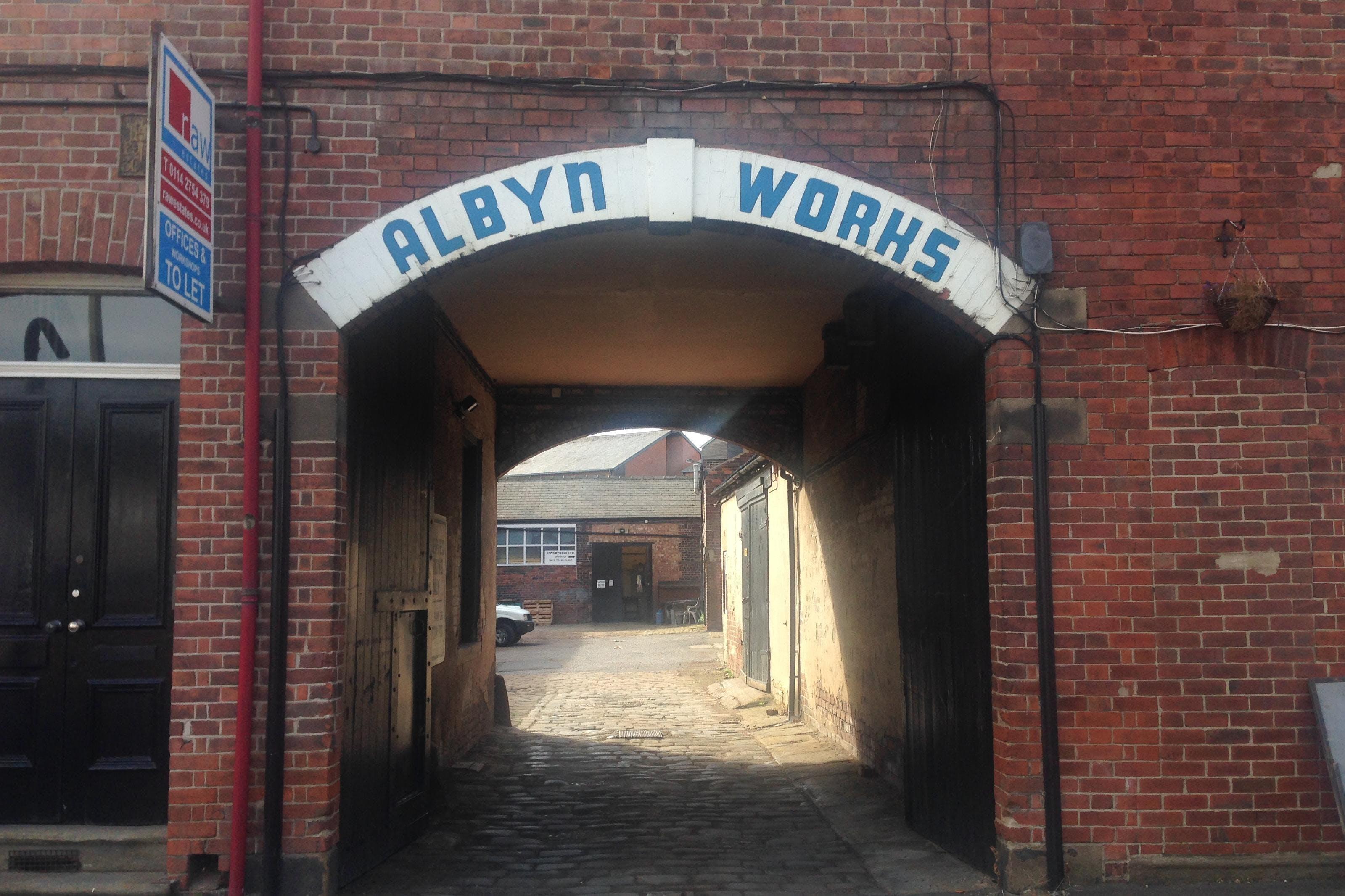 The JC Albyn Complex, Burton Road, Albyn Works, Sheffield, Offices / Warehouse & Industrial To Let - IMG_0277.JPG