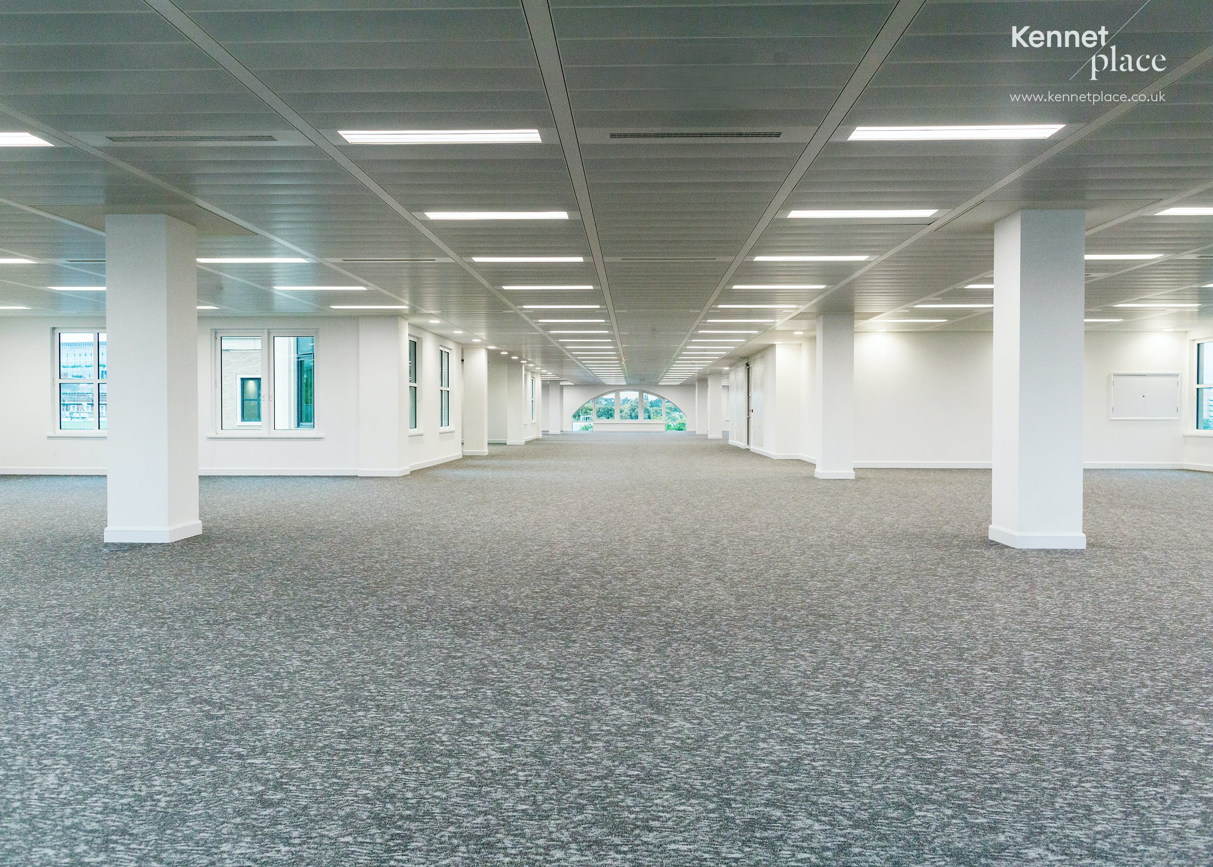 Kennet Place, 121 Kings Road, Reading, Offices To Let - KP_Floorplate_2.jpg