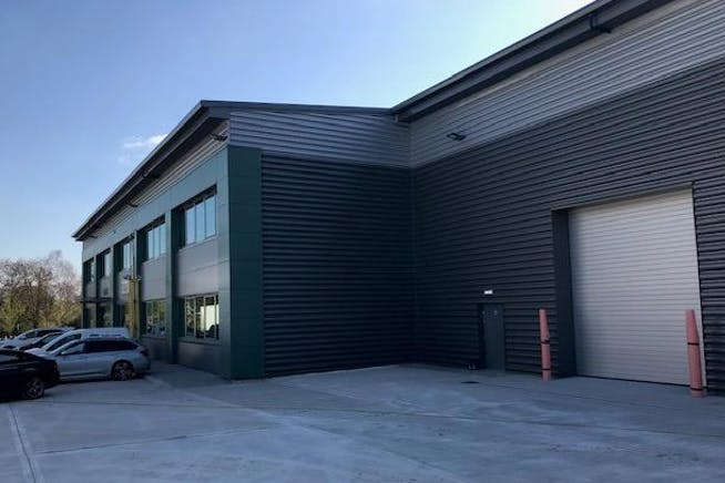 Logistics City, Houndmills Industrial Estate, Basingstoke, Warehouse & Industrial To Let - UnitCFrontElevation.Apr19.jpg
