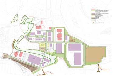 Thames Enterprise Park, Coryton Refinery, Stanford-le-Hope, Industrial To Let / For Sale - Master Plan.PNG - More details and enquiries about this property