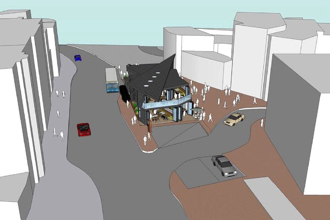 Site At Harold Place, Hastings, Retail / Leisure / Land To Let - Capture5.JPG