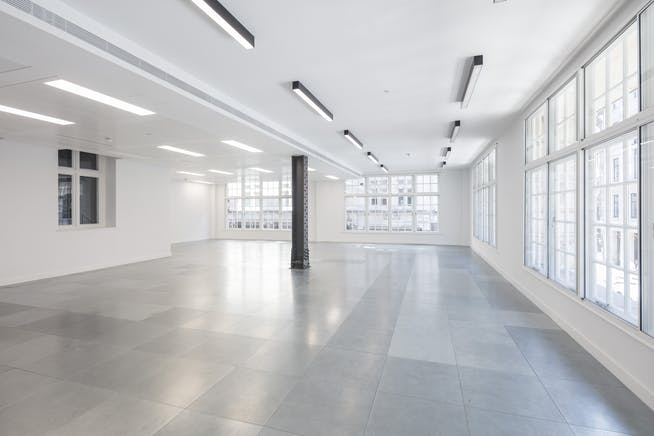 15 King Street, St James's, London, Office To Let - Open plan office St Jamess King StreetSW1.jpg