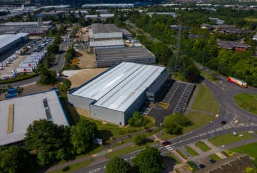 Unit 33 Woodside Industrial Estate, Humphry's Road, Dunstable, Industrial To Let - Woodside 33 Aerial  Three Sixty Group31.jpg - More details and enquiries about this property