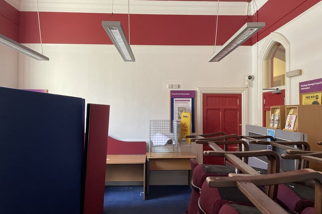 Part, Town Hall, Hastings, Office To Let - IMG_5050.JPG
