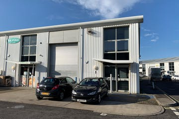 Unit 8, Partnership Park, Southsea, Industrial To Let - outside2.jpg